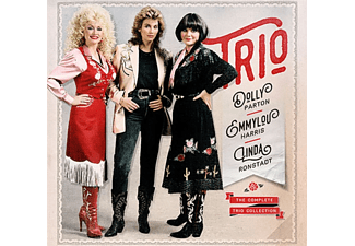 Emmylou Harris, Dolly Parton, Linda Ronstadt - The Complete Trio Collection (CD)