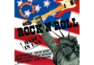 "VARIOUS - Rock'n'Roll ""Made in USA"" - (CD)"