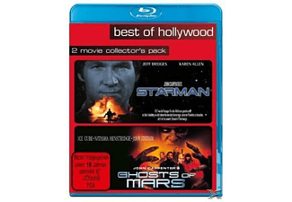 John Carpenter's Starman / John Carpenter's Ghosts Of Mars (Best of Hollywood) - (Blu-ray)