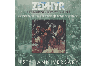 Zephyr - Going Back To Colorado/Leaving Colorado - (CD)