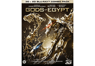 Gods of Egypt 3D Blu-ray