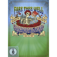 Grateful Dead - Fare thee well - July 5th [CD + DVD Video]