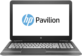 HP Pavilion 15-bc031ng, Notebook mit 15.6 Zoll Display, Intel® Core™ Prozessor, 12 GB RAM, 1 TB HDD, 128 GB SSD, GeForce GTX 960M, Silber