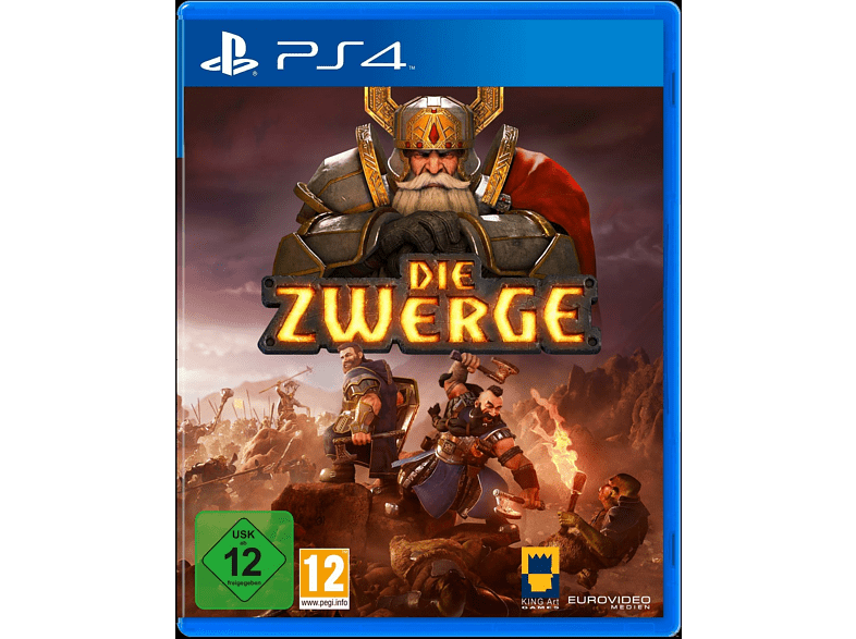 Die Zwerge [PlayStation 4]