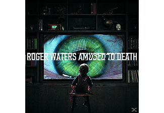 Roger Waters - Amused To Death - (Vinyl)