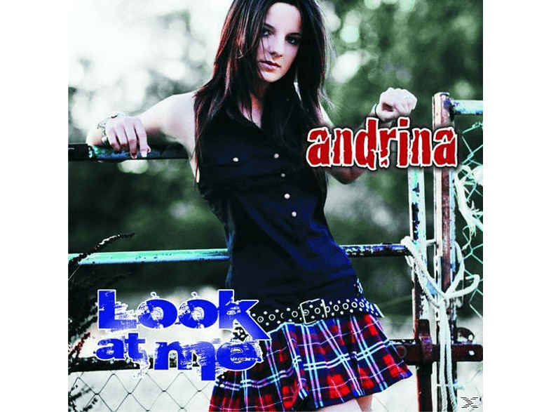Andrina - Look At Me [CD]
