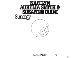 Suzzanne Ciani, Kaitlyn Aurelia Smith - Frkwys Vol.13: Sunergy - (CD)