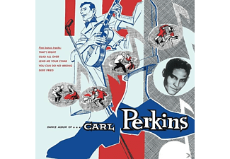 Carl Perkins - Dance Album Of... - (Vinyl)