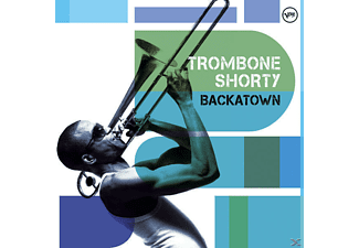 Trombone Shorty - Backatown - (CD)
