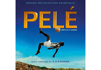 VARIOUS - Pelé: Birth Of A Legend - (Vinyl)
