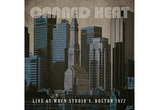Canned Heat - Live At WCBN,Boston 1972 - (CD)