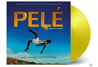 VARIOUS - Pelé: Birth Of A Legend (LTD Yellow - (Vinyl)