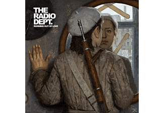 The Radio Dept. - Running Out Of Love - (CD)