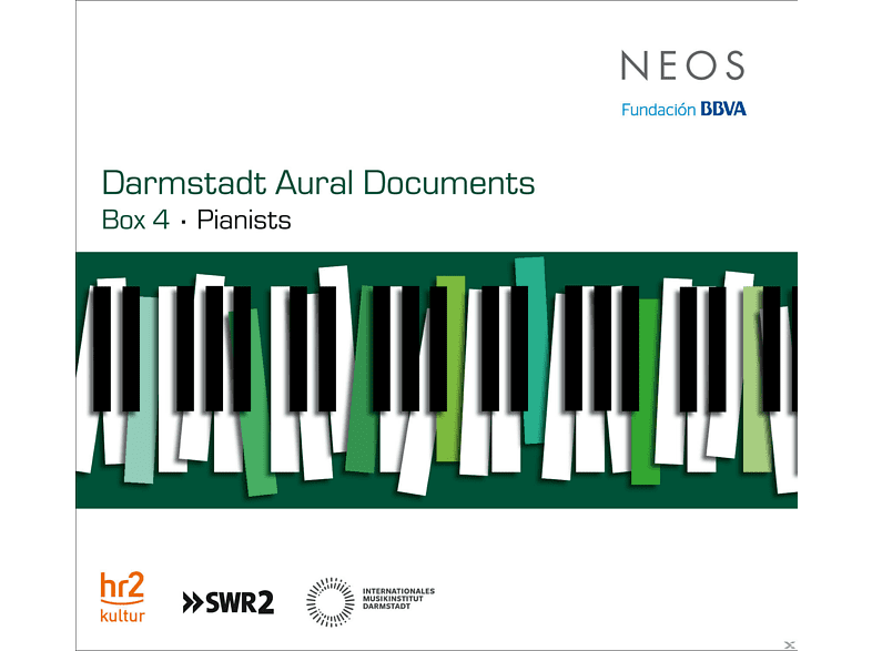 VARIOUS - Darmstadt Aural Documents Box 4 [CD]