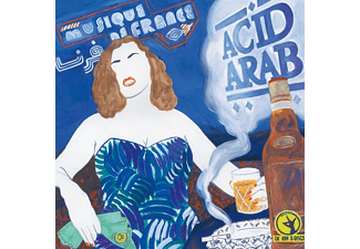 Acid Arab - Musique de France - (CD)