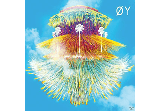 Oy - Space Diaspora - (LP + Download)