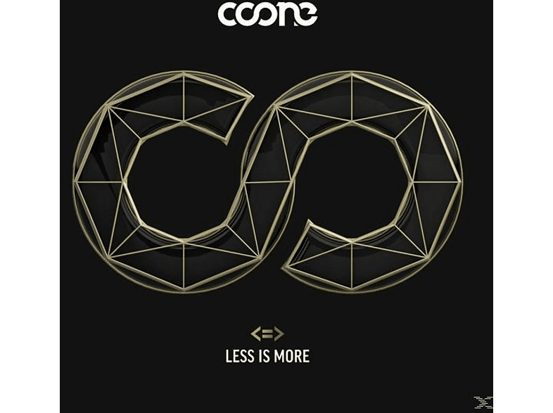 Coone - Less Is More [CD]