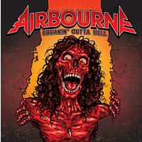 Airbourne - Breakin' Outta Hell (Inkl. MP3-Code) [LP + Download]