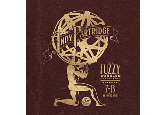 Andy Partridge - Vol.7-8:Fuzzy Warbles & Hinges - (CD)