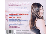 Sophie Pacini, VARIOUS - Solo Piano [CD]