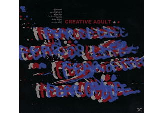 Creative Adult - Fear Of Life - (CD)