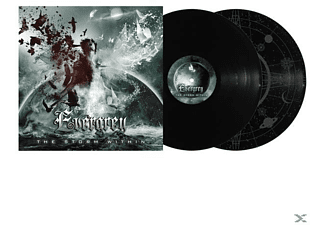 Evergrey - The Storm Within (Gtf.Black 2-Vinyl) - (Vinyl)