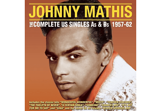 Johnny Mathis - The Complete US Singles As & Bs 1957-62 - (CD)