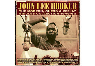 John Lee Hooker - Four Classic Albums - (CD)