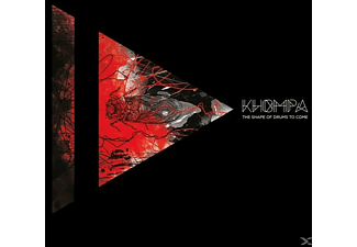 Khompa - The Shape Of Drums To Come - (Vinyl)