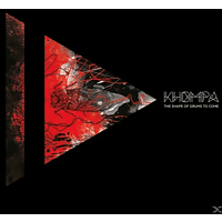 Khompa - The Shape Of Drums To Come [CD]