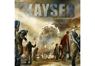 Kayser - IV-Beyond The Reef Of Sanity - (CD)