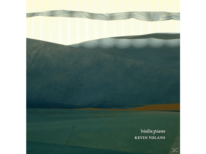Kevin Volans - Violin:Piano [CD]