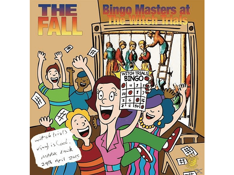 The Fall - Bingo Masters At The Witch Trials [CD]