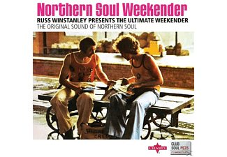 VARIOUS - Club Soul-Northern Soul Weekender - (Vinyl)