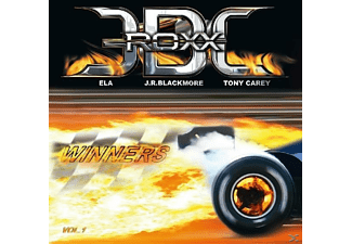 Ebc Roxx - Winners - (CD)