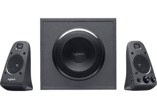 LOGITECH 2.1 Luidsprekersysteem Z625 Powerful THX Sound