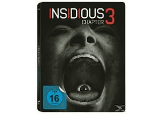 Insidious: Chapter 3 (Steelbook) - (Blu-ray)