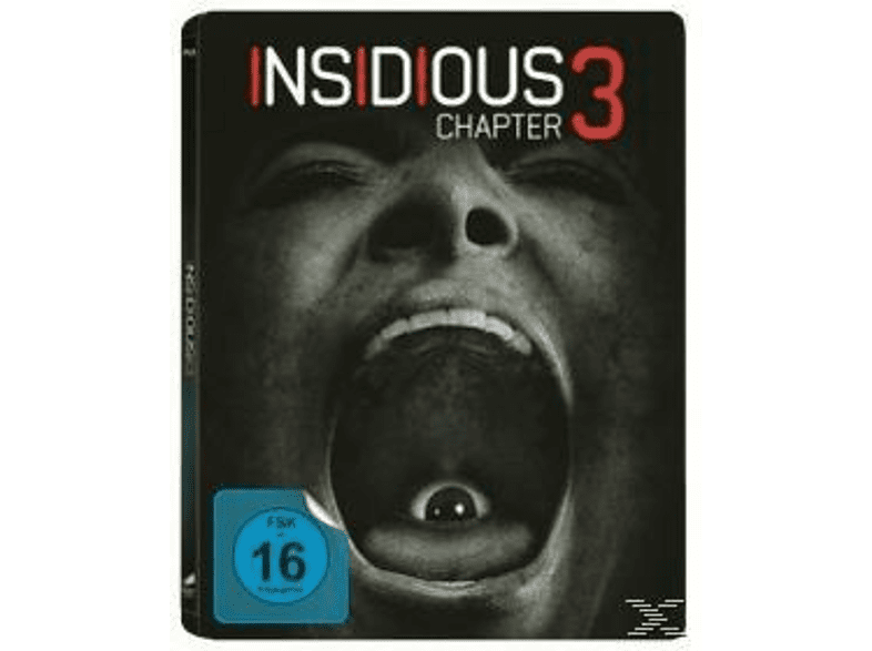 Insidious: Chapter 3 (Steelbook) [Blu-ray]