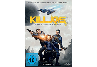Killjoys - Staffel 1 - (DVD)