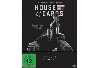 House of Cards - Staffel 2 - (Blu-ray)