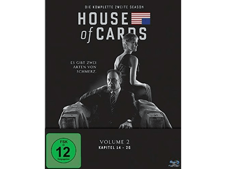 House of Cards - Staffel 2 [Blu-ray]