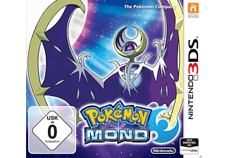 3DS Pokemon Mond - Nintendo 3DS