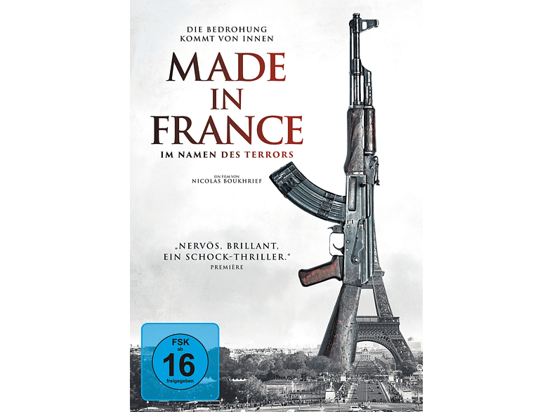 Made in France [DVD]