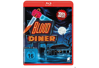 Blood Diner - (Blu-ray)