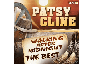 Patsy Cline - Walking After Midnight,The Best - (CD)
