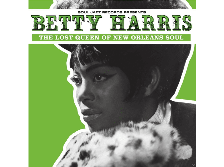 Betty Harris - The Lost Queen Of New Orleans Soul [LP + Download]