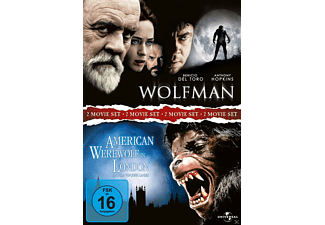 Wolfman - Extended Version / American Werewolf in London - (DVD)