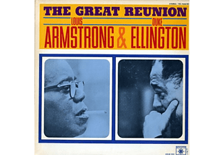Louis Armstrong, Duke Ellington - The Great Reunion (Vinyl LP (nagylemez))