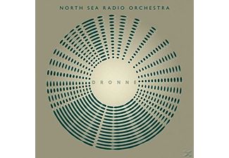 North Sea Radio Orchestra - Dronne - (CD)