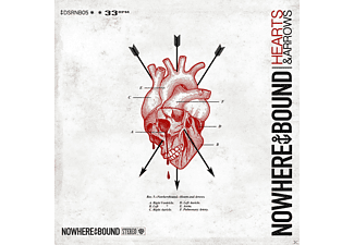 Nowherebound - Hearts & Arrows (Lim.Ed.180 Gr./+CD Album) - (Vinyl)